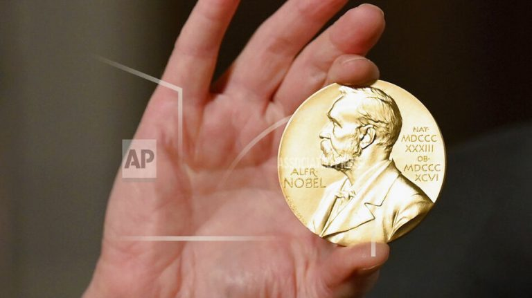Two Scientists Win Chemistry Nobel For Elegant Tool For Building Molecules : NPR