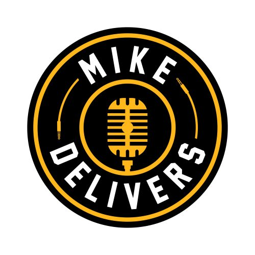 Mike Delivers Logo
